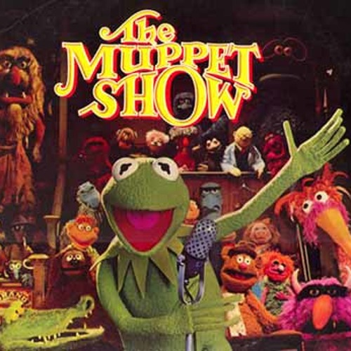 My early Childhood recorded on Audio Cassette - The Muppet Show