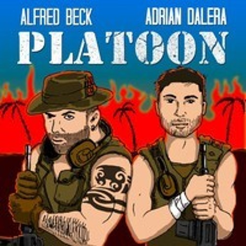 Alfredbeck & Adrian Dalera-Platoon(ORIGINAL MIX) TEASER