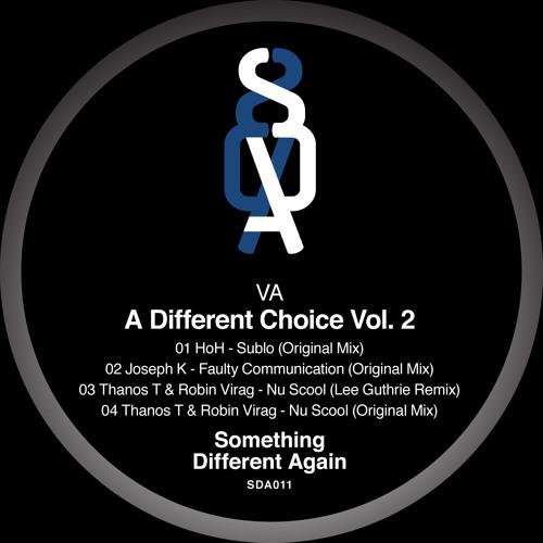 [SDA011] HoH - Sublo (Original Mix) [SC Edit]