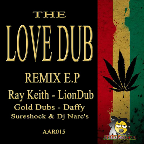 DAFFY - LOVE DUB (LIONDUB REMIX) [ASBO AUDIO]