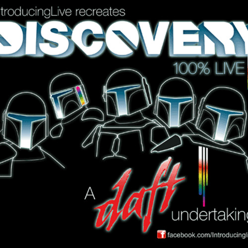 Introducing - Daft Punk Discovery Live - The Rob da Bank Show 2013