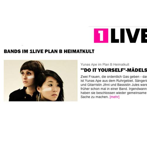 Radio 1live Plan B Heimatkult Bandvorstellung By Yunasape