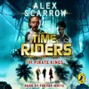 Alex Scarrow: TimeRiders - The Pirate Kings (Audiobook extract) read by Trevor White