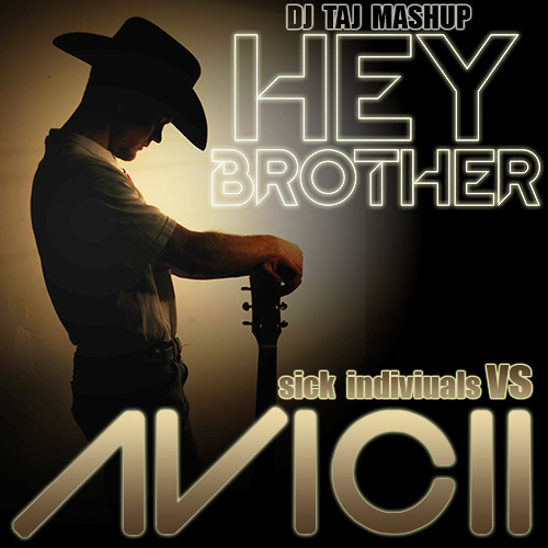 Avicii vs Sick Individuals - Hey Brother  DJ Taj Mashup Avicii Hey Brother