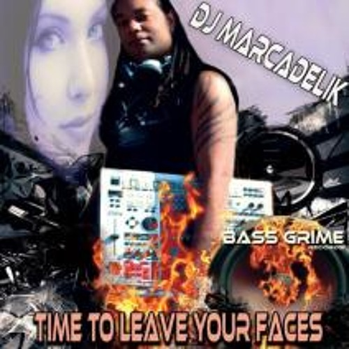 """Vocal Liquid Dubstep """"Time to Leave Your Faces"""" by Marcadelik Vocals by Veela"""