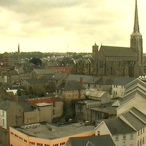 Elizabeth Fort in Cork is handed over to the City Council