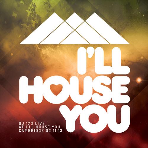 Spank Parties Presents I'll House You Live At Fez Club Cambridge - DJ 173 (02.11.13)
