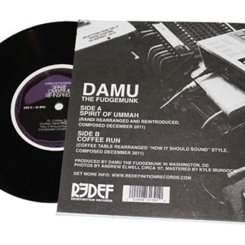 Coffee Run (Coffee Table Re-Arranged) - Damu The Fudgemunk