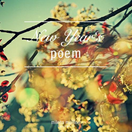 New Year's Poem (Mixtape Jan.14)