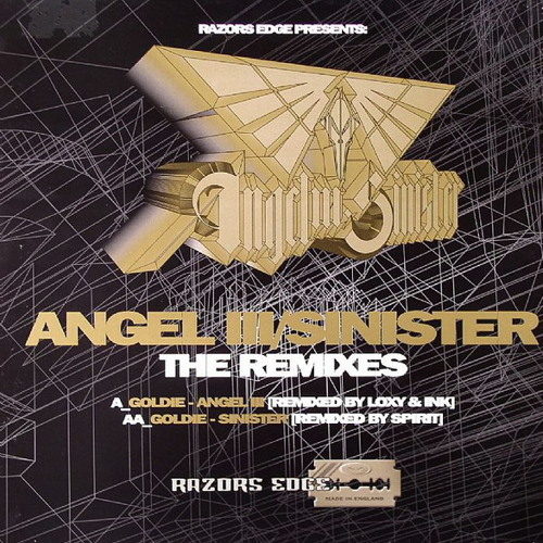 Goldie - Angel - Ink Loxy Remix (Metalheadz/Razors Edge)