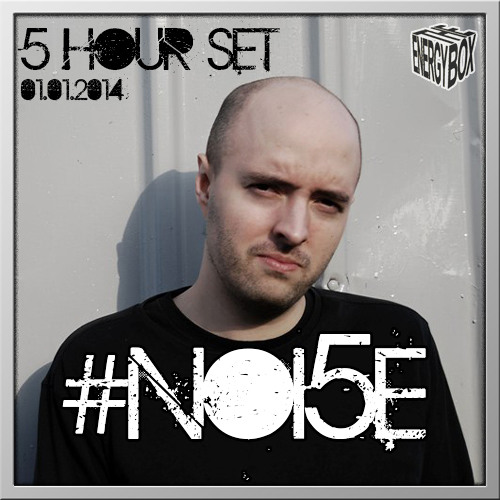 Indecent Noise LIVE @ The Energy Box, London (01.01.14)