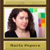 BRAIN PICKINGS' MARIA POPOVA on Employee of the Month