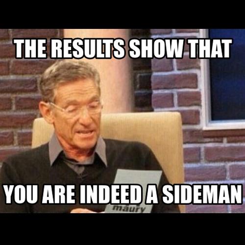 Sideman // Prod by Simbi //Grime/Trap Beat//