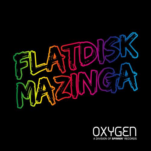 Flatdisk - MaZinga (Available January 27)