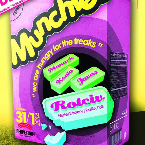 Javas - Munchies Podcast