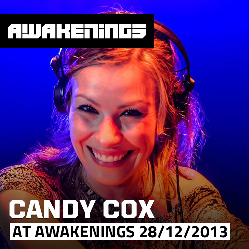 Candy Cox at Awakenings Female Hard Techno Special 28-12-2013