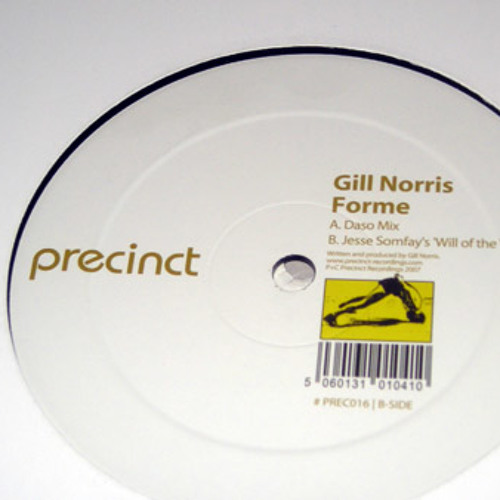"""Gill Norris Forme(Daso Remix)""""2007 slowed down and remastered"""""""