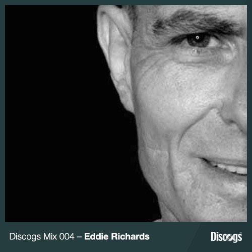 Eddie Richards - Discogs Mix 004 - Eddie Richards