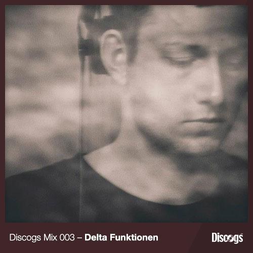 Discogs Mix 003 - Delta Funktionen