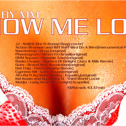 MM - Show Me Love (lounge Mix)