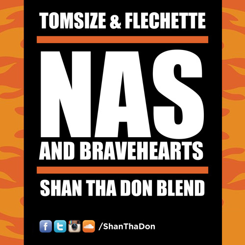Nas x Tomsize & Flechette Oochie Wally (Shan Tha Don Blend)