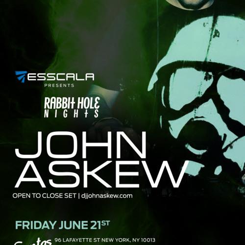 John Askew Live Set's 5 Hours