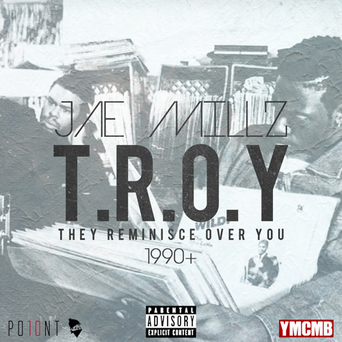 Jae Millz - T.R.O.Y. (Freestyle)