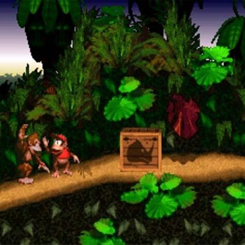 Donkey Kong Beats-Aquatic Ambiance (DnB)