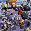 Kingdom Hearts II - 1000 Heartless Battle(Sinister Shadows)