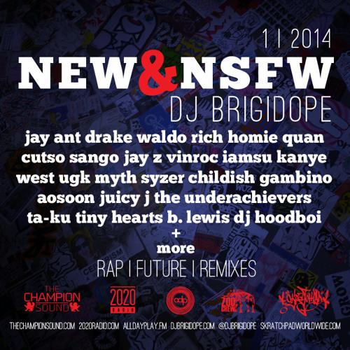 NEW&NSFW mix set