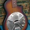 2012 National Res-O-Tone (ResoTone) electric resonator guitar (demo)