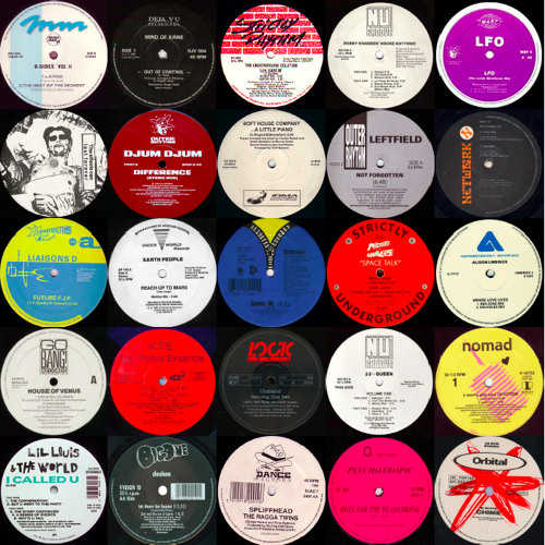 25 Years Of House - 1990