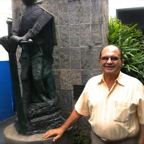 Professor José Carlos na Rádio-Nacional