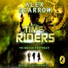 Alex Scarrow: TimeRiders - The Mayan Prophecy (Audiobook extract) read by Trevor White