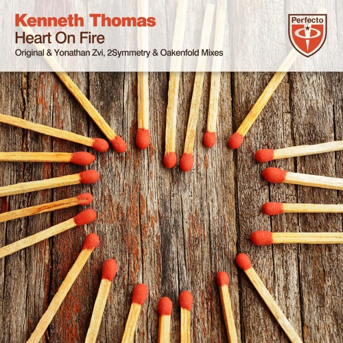 Kenneth Thomas - Heart On Fire (Yonathan Zvi Remix)