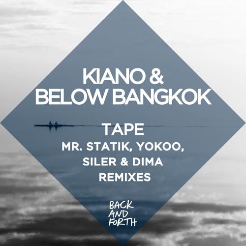 Kiano & Below Bangkok - Tape YokoO feat. Gemma Wood Remix