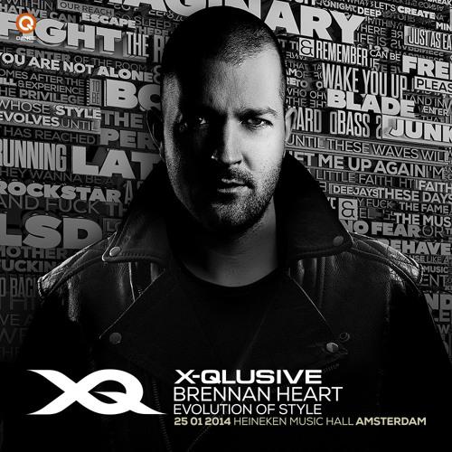 X-Qlusive Brennan Heart | Q-dance Radio special