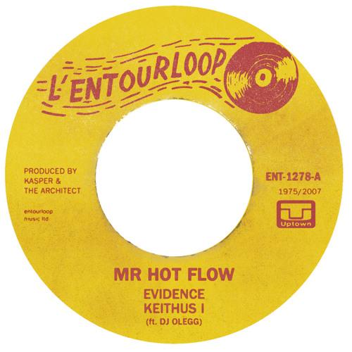 L'ENTOURLOOP - Mr Hot Flow-Ft DJ OLEGG