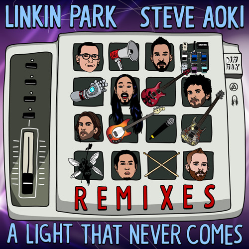 A Light That Never Comes (Rick Rubin Reboot) [PREVIEW]