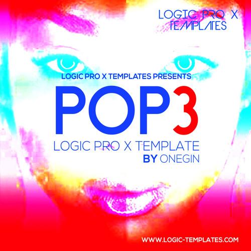 Pop 3 Logic Pro X Template