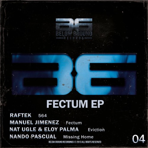 Nat Ugle & Eloy Palma - Eviction (Out Now in Beatport)