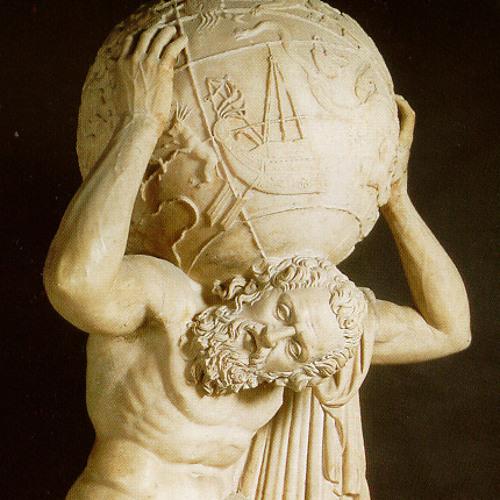 Atlas holds