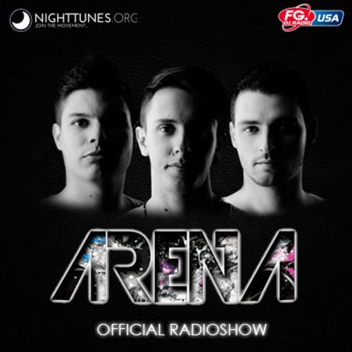 ARENA OFFICIAL RADIOSHOW #047 [FG RADIO USA] 20/12/2013-3PM 4PM