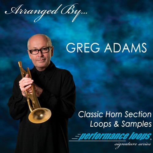 Greg Adams' Classic Horn Section - Demo 2