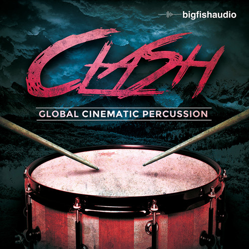 Clash: Global Cinematic Percussion - Demo 1