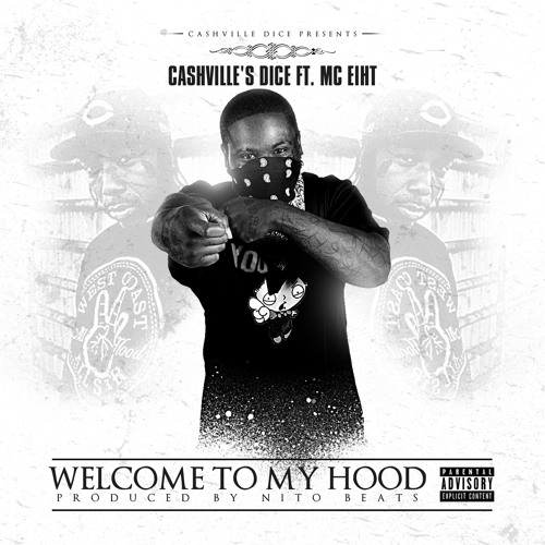WELCOME 2 MY HOOD FT.MC EIHT (Prod.By Nito Beats)