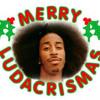 Merry Ludacrismas - for Caroline
