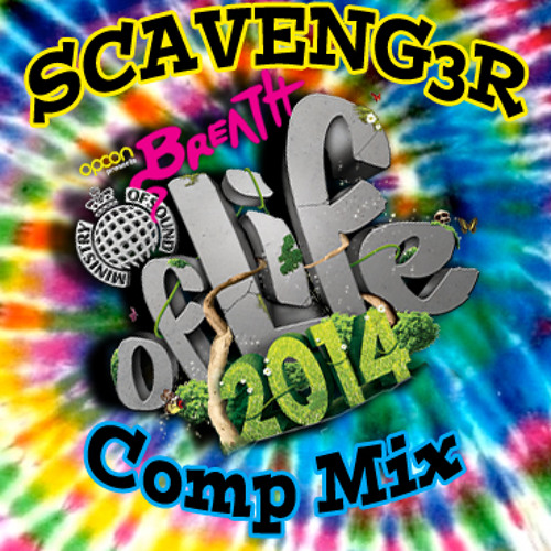 SCAVENG3R Live Mix BOL Comp 2014 [FREE DOWNLOAD]