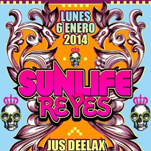 Jus Deelax @ Sunlife Reyes Festival 06.01.14