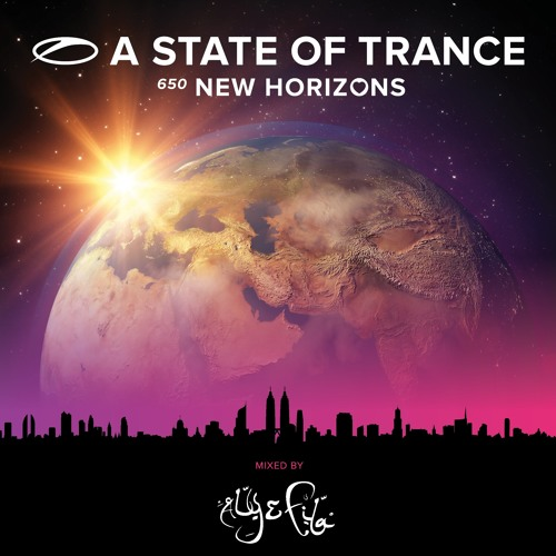 A State Of Trance 650 - New Horizons (mixed by Aly & Fila) [Mini Mix] [OUT NOW!]